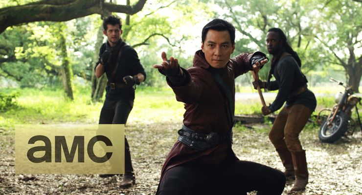 Into the Badlands Extended Fight Scene