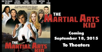 Why You Should See The Martial Arts Kid