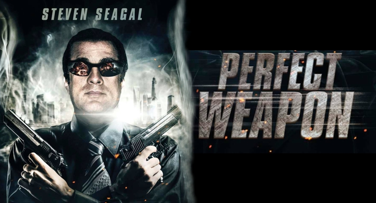 The Perfect Weapon (2016) Watch Online Full Movie