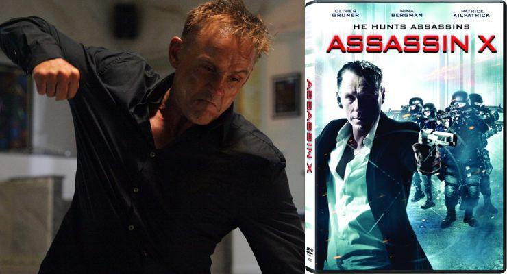 Olivier Grunner in Assassin X