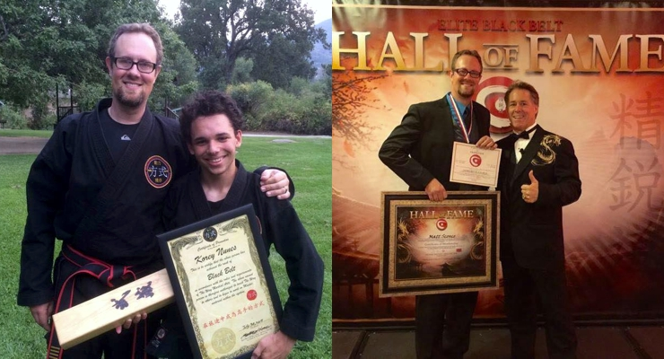 Matt Sconce Martial Arts