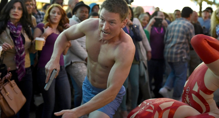 THE PLAYER on NBC Pilot: Philip Winchester as Alex Kane