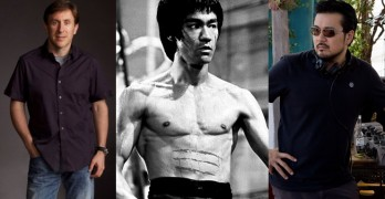 Bruce Lee Inspired Drama Warrior