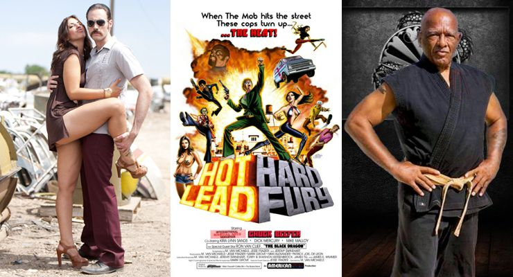 Hot Lead Hard Fury (2016)