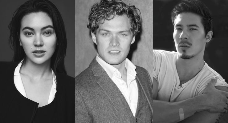 Iron Fist Cast