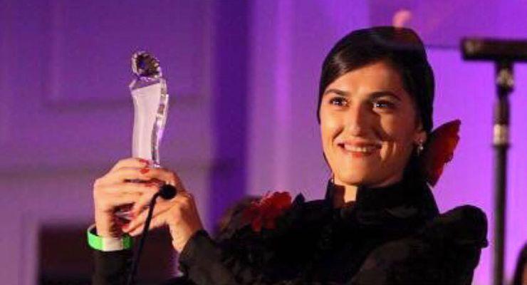 Crystal Award Winner Mahsa Ahmad