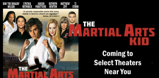 The Martial Arts Kid Moosic PA