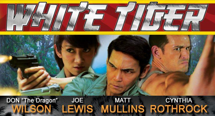 White Tiger (2015)