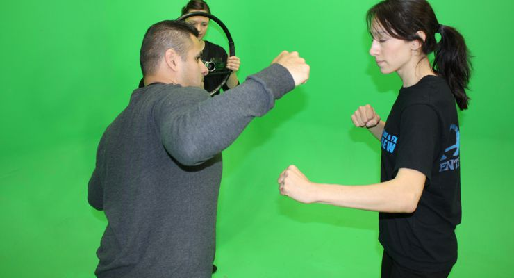 Martial Artist to Film Performer - Crossing the Line