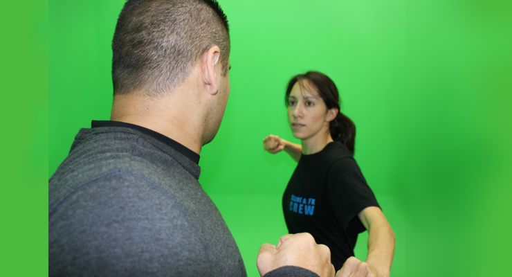 Martial Artist to Film Performer - Selling the Hit