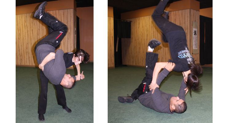 Martial Artist to Film Performer - Unarmed Combat