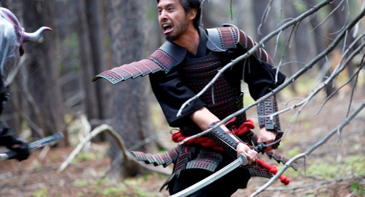 Martial Artist to Film Performer - Classical Weapons
