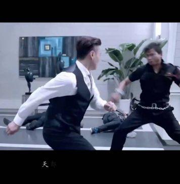 Tony Jaa & Wu Jing VS Max Zhang in SPL Ⅱ