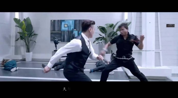 Tony Jaa & Wu Jing VS Max Zhang in SPL Ⅱ