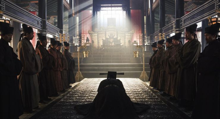 Still of Byung-hun Lee in Memories of the Sword (2015)