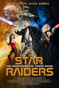 Star Raiders: The Adventures of Saber Raine (2015)