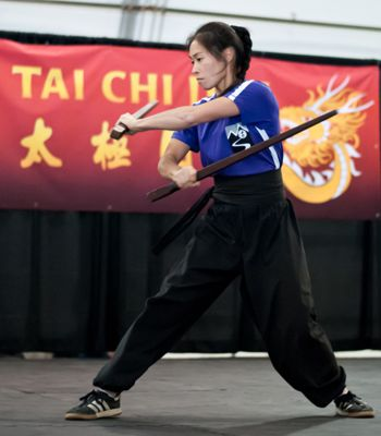 Michelle Lin Tiger in Claw Elite Championships