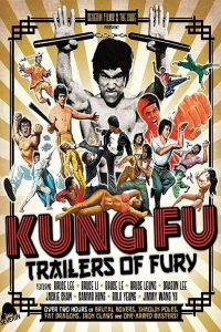 Kung Fu Trailers of Fury (2016) Poster