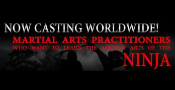 Casting Last Ninja Worldwide
