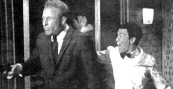 Gene LeBell Comes To Grips With Bruce Lee