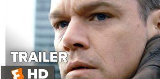 Jason Bourne Official Trailer #1 (2016) - Matt Damon, Alicia Vikander Movie HD