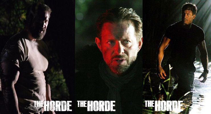 The Horde (2016) Paul Logan