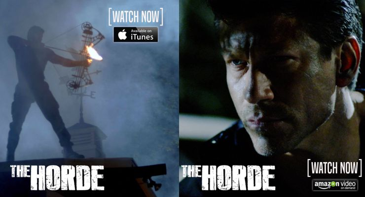 The Horde on iTunes