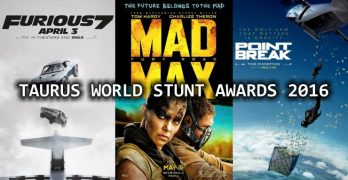 Taurus World Stunt Awards 2016 Winners