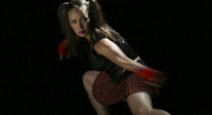 Miranda Kwok Bare-Knuckles
