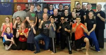 Stunt Fighting For Film Seminar Comes to AKT Combatives Academy