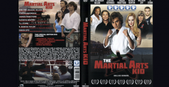 The Martial Arts Kid DVD