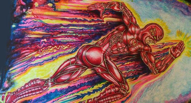 Flash by Deron Mcbee