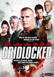 Gridlocked (2015) Poster