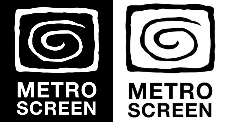 Metro Screen Logo