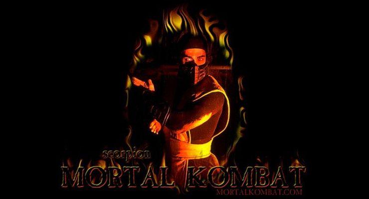 Chris Casamassa is Scorpion in Mortal Combat (1995).