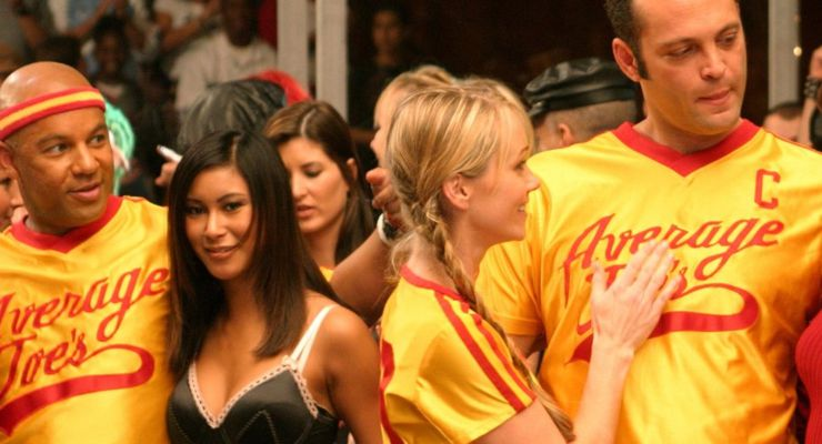 Lauren Mary Kim in Dodgeball: A True Underdog Story (2004)
