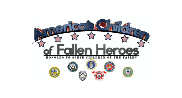 Names on the Wall Benefits American Children of Fallen Heroes
