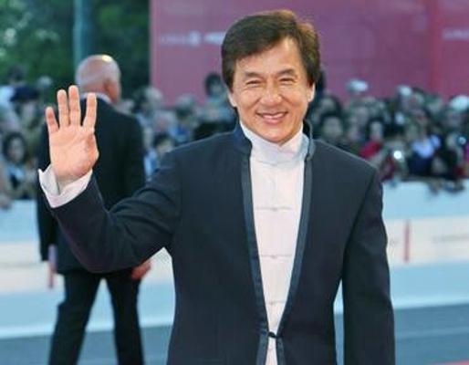 Jackie Chan Oscar Wave