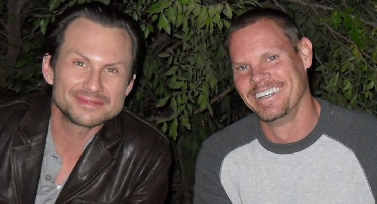 Christian Slater and Geoff Meed The Forgotten (2009).