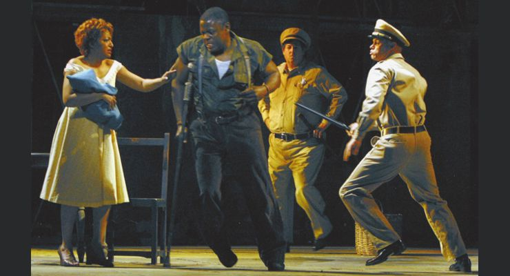 Geoff Meed in Porgy and Bess