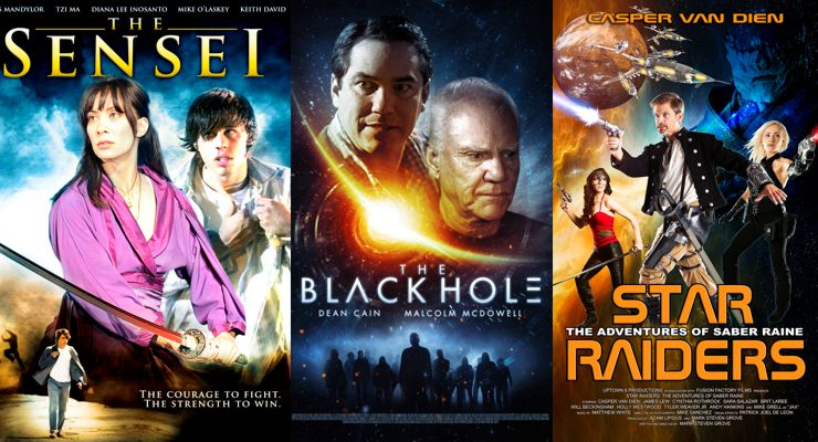 The Black Hole Movie