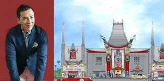 Donnie Yen honored at TCL Chinese Theatre