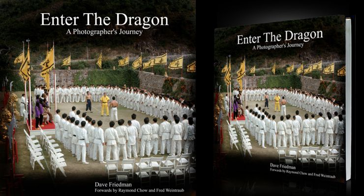 Enter the Dragon, A Photographer's Journey by Dave Friedman