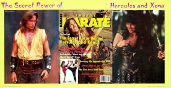 The Secret Power of Hercules and Zena