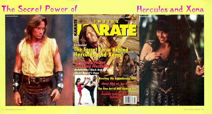 The Secrect Force Behind Hercules and Xena