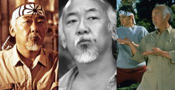 Pat Morita Comedy and Karate