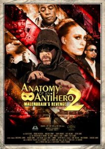 Anatomy of An Antihero Poster