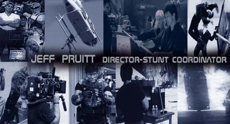 Jeff Pruitt Director and Stunt Coordinator