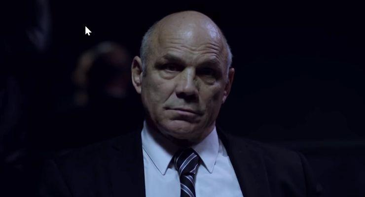 Patrick Kilpatrick in Black Water (2018)
