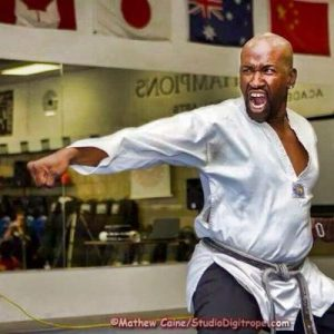 Esau McKnight Martial Artist